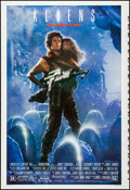 Movie Posters:Science Fiction, Aliens (20th Century Fox, 1986). Rolled, Very Fine+.