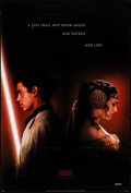 """Movie Posters:Science Fiction, Star Wars: Episode II - Attack of the Clones (20th Century Fox,2002). Rolled, Very Fine-. One Sheets (2) (27"""" X 40"""")..."""