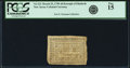 Colonial Notes:New Jersey, New Jersey- Borough of Elizabeth March 25, 1790 4d PCGS Fine 15.. ...