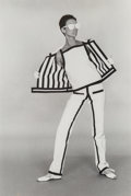 Photographs:Gelatin Silver, Various Artists (20th Century). A Group of Four Daily Mirror Fashion Photographs (4 works), 1965-1969. Gelatin silver. 1... (Total: 4 )