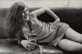 Photographs:Gelatin Silver, Jim Marshall (American, 1936-2010). Janis, 1968. Gelatin silver, 1997. 6-1/4 x 9-3/8 inches (15.9 x 23.8 cm). Signed, ti...