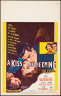 Movie Posters:Film Noir, A Kiss Before Dying & Other (United Artists, 1956). Very F...