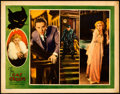 "Movie Posters:Horror, The Cat Creeps (Universal, 1930). Very Fine-. Lobby Card (11"" X 14"").. ..."