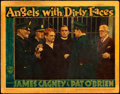 Movie Posters:Crime, Angels with Dirty Faces (Warner Brothers, 1938). Fine/Very...