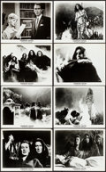 """Movie Posters:Horror, Horror Hotel (Trans Lux, 1962). Very Fine-. Photos (14) (8"""" X 10"""").Horror.. ... (Total: 14 Items)"""
