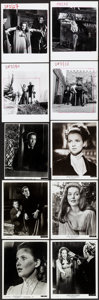 """Movie Posters:Horror, Dracula, Prince of Darkness (20th Century Fox, 1966). Very Fine-.Photos (25) (Approx. 8"""" X 10""""). Horror.. ... (Tot..."""