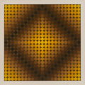 Prints & Multiples:Contemporary, Victor Vasarely (1906-1997). DiaC, 1968. Serigraph in color on paper. 23-1/2 x 23-1/2 inches (59.7 x 59.7 cm) (sheet). E...
