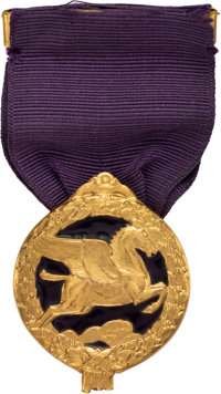 [John Steinbeck]. American Academy Arts and Letters Medal and Plaque.... (Total: 2 )