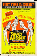 Movie Posters:Sexploitation, This item is currently being reviewed by our catalogers and photographers. A written description will be available along with high resolution images soon.