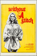 Movie Posters:Adult, Without a Stitch (VIP, 1968). Folded, Very Fine-. ...