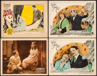 "Blind Youth & Other Lot (National Pictures Corp, 1920). Fine/Very Fine. Lobby Cards (4) (11"" X 14""). Drama..."