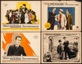 Movie Posters:Comedy, Pied Piper Malone & Other Lot (Paramount, 1924). Fine/Very...