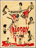 Movie Posters:Sexploitation, The Beautiful, the Bloody and the Bare (Esquire, 1964). Fo...