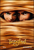 Movie Posters:Animation, Tangled (Walt Disney Studios, 2010). Rolled, Very Fine+.