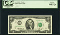 Small Size:Federal Reserve Notes, Fr. 1935-J* $2 1976 Federal Reserve Star Note. PCGS Gem New 66PPQ.. ...