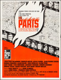 Movie Posters:War, Is Paris Burning? & Other Lot (Paramount, 1966). Folded, O...