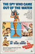 """Movie Posters:Comedy, The Glass Bottom Boat (MGM, 1966). Folded, Fine. One Sheet (27"""" X 41""""). Comedy.. ..."""