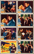 Movie Posters:Film Noir, Scene of the Crime (MGM, 1949). Very Fine-. Title ...