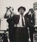 Photographs:Gelatin Silver, Roger Mayne (British, 1929-2014). Ascot, 1958. Gelatin silver. 6-3/4 x 6 inches (17.1 x 15.2 cm). Signed, titled, and da...