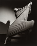 Photographs:Gelatin Silver, Barbara Morgan (American, 1900-1992). Five Photographs of Martha Graham and Valerie Bettis (5 work), 1935-1944. Gelatin ... (Total: 5 )