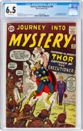 Silver Age (1956-1969):Superhero, Journey Into Mystery #84 (Marvel, 1962) CGC FN+ 6.5 Off-white pages....