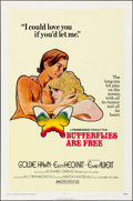 Movie Posters:Comedy, Butterflies Are Free & Other Lot (Columbia, 1972). Folded,...