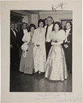 Political:Small Paper (1896-present), Lyndon and Lady Bird Johnson: Signed Photograph.. ...