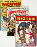 Golden Age (1938-1955):Miscellaneous, Golden to Silver Age Miscellaneous Comics Group of 7 (Various Publishers, 1950s-60s) Condition: Average FN.... (Total: 7 Comic Books)
