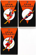Books:Superhero, DC Archive Editions: Adam Strange Vol. 1-3 Group (DC, 1990s) Condition: Average NM-.... (Total: 3 Items)