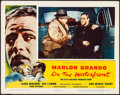 Movie Posters:Academy Award Winners, On the Waterfront (Columbia, 1954). Very Fine-. Lo...
