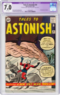 Silver Age (1956-1969):Superhero, Tales to Astonish #36 (Marvel, 1962) CGC Apparent FN/VF 7.0 Slight (C-1) White pages....