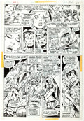 Original Comic Art:Panel Pages, Jim Craig and Pablo Marcos What If? #1 Story Page 32Fantastic Four Original Art (Marvel, 1976)....
