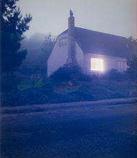 Todd Hido (American, b. 1968) Untitled (#2027-B) from the series House Hunting, 1997 Dye