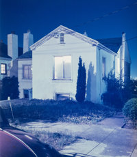Todd Hido (American, b. 1968) Untitled (#2132) from the series House Hunting, 1997 Dye co