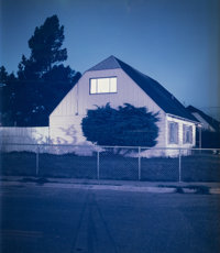 Todd Hido (American, b. 1968) Untitled (#2132) from the series House Hunting, 1998 Dye co