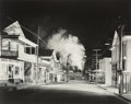 Photographs:Gelatin Silver, O. Winston Link (American, 1914-2001). Ghost Town, Stanley, Virginia, 1957. Gelatin silver, 1995. 15-3/8 x 19-3/8 inches...