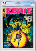 Magazines:Horror, Eerie #17 (Warren, 1968) CGC FN/VF 7.0 Off-white pages....