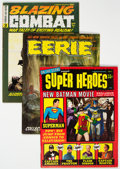 Magazines:Science-Fiction, Warren Magazines Group of 19 (Warren, 1966-77) Condition: Average FN.... (Total: 19 Comic Books)