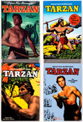 Books:Miscellaneous, Tarzan: The Jesse Marsh Years #2-10 Group (Various, 2009-17) Condition: Average NM-.... (Total: 9 Items)