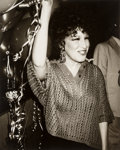 Photographs:Gelatin Silver, Andy Warhol (American, 1928-1987). Bette Midler at Studio 54, circa 1984. Gelatin silver. 10 x 8 inches (25.4 x 20.3 cm)...