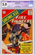 Silver Age (1956-1969):Adventure, Showcase #1 (DC, 1956) CGC Apparent VG/FN 5.0 Slight (B-1) Off-white pages....