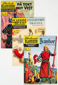 Golden Age (1938-1955):Classics Illustrated, Classics Illustrated Foreign Edition Group of 69 (Gilberton, 1950s-70s) Condition: Average FN.... (Total: 69 Comic Books)