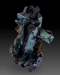 Vivianite Morococala Mine, Santa Fé mining district Dalence Province, Oruro Bolivia 4.36 x 2.76 x 2.13