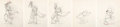 Animation Art:Production Drawing, Mickey's Rival Mickey Mouse, Minnie ...