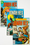 Bronze Age (1970-1979):Western, Jonah Hex Group of 36 (DC, 1977-82) Condition: Average VF.... (Total: 36 Comic Books)