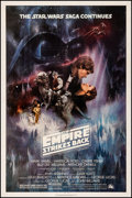 "Movie Posters:Science Fiction, The Empire Strikes Back (20th Century Fox, 1980). Very Fine- on Linen. One Sheet (27"" X 41"") NSS Style A, Roger Kastel Artwo..."