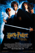 """Movie Posters:Fantasy, Harry Potter and the Chamber of Secrets (Warner Brothers, 2002). Rolled, Very Fine. One Sheet (27"""" X 40"""") DS, Advance. Fanta..."""