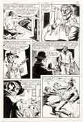 Original Comic Art:Panel Pages, Dick Ayers and Rodin Rodriguez Secrets of Haunted House #42Pages 1 and 2 Original Art (DC, 1981).... (Total: 2 Original Art)