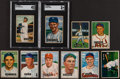 Baseball Cards:Sets, 1951 Bowman Baseball Near Set (280/324). ...