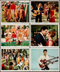 """Movie Posters:Elvis Presley, Spinout (MGM, 1966). Very Fine-. Color Photos (12) (8"""" X 10""""). Elvis Presley.. ... (Total: 12 Items)"""